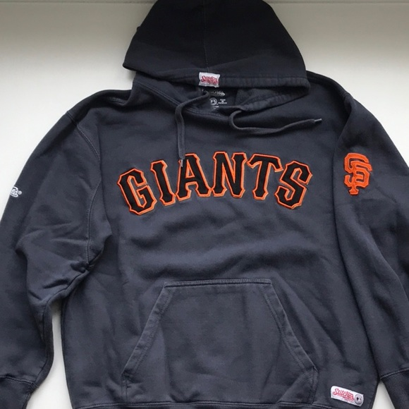 outlet store 250a2 6ab25 Shirt Francisco Giants San Hoodie Boys Sweater rotten ...